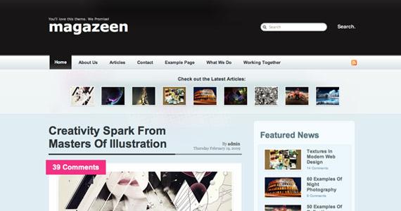 magazeen-professional-wordpress-theme
