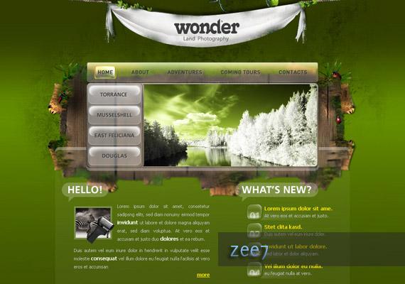 wonderland photography inspiration