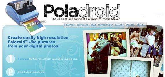 poladroid image maker ২৮টি অনলাইন ফ্রী ছবি এডিটিং সাইট, সাথে এক্সামপল পিকচার দেখে নিন | Techtunes ২৮টি অনলাইন ফ্রী ছবি এডিটিং সাইট, সাথে এক্সামপল পিকচার দেখে নিন