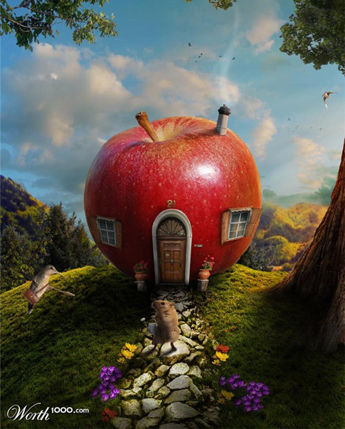 applehouse-of-mouse-photomanipulation