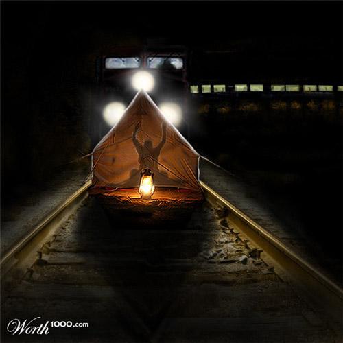 camping-photomanipulation