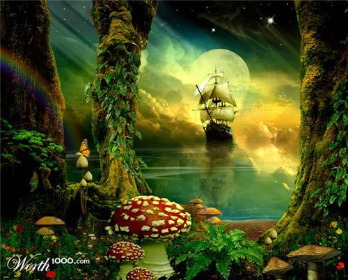 dreamscape-photomanipulation