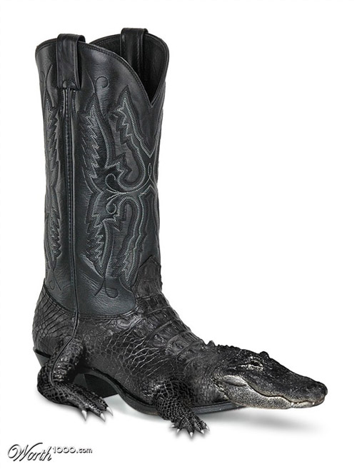 gator-boot-photomanipulation