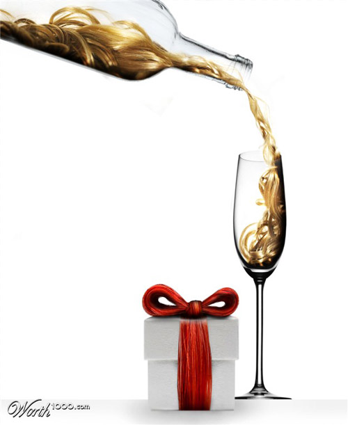 hairy-wine-bow-photomanipulation