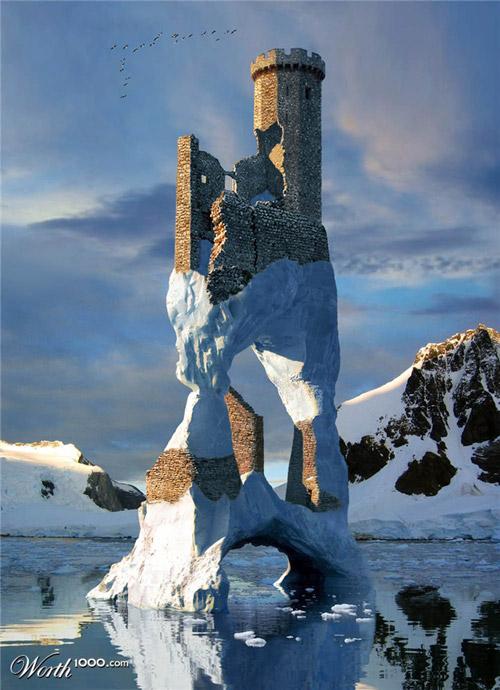 the-iceberg-castle-photomanipulation