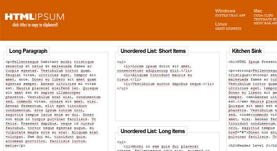 html-ipsum-font-toolbox