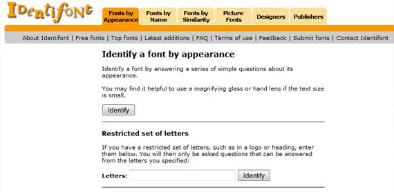 identifont-font-toolbox