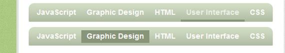 sliding-javascript-menu-highlight