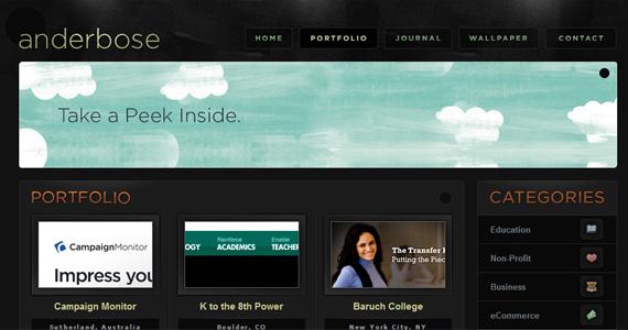 anderbose-webdesign-portfolio
