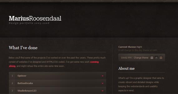 marius-roosendaal-web-designer-portfolio