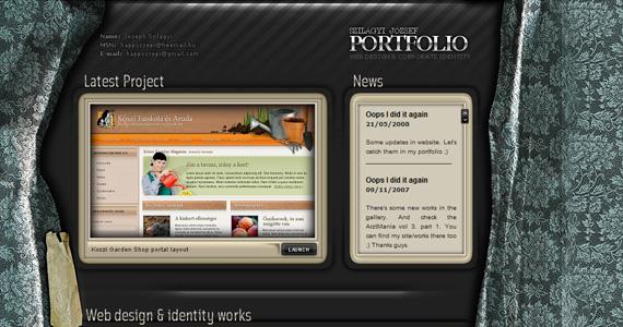 online-portfolio-webdesigner