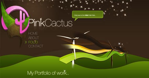 pinkcactus-webdesigner-portfolio