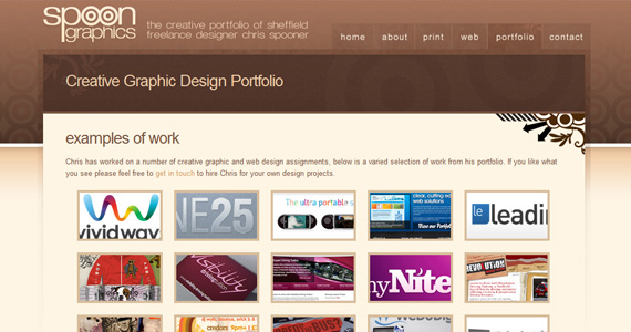 30 Creative And Eye Catching Web Designer Portfolios