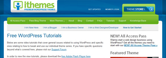ithemes-wordpress-video-tutorial