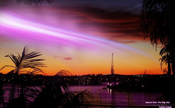 aurora-over-big-city-wallpaper