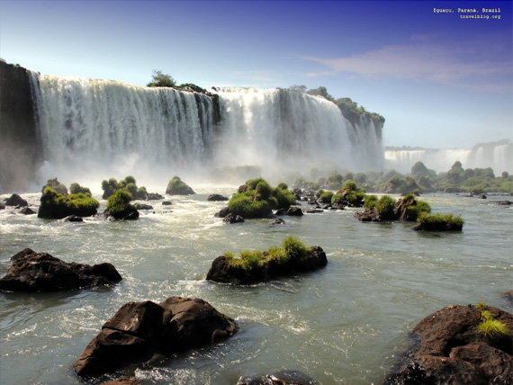 waterfall-desktop-background