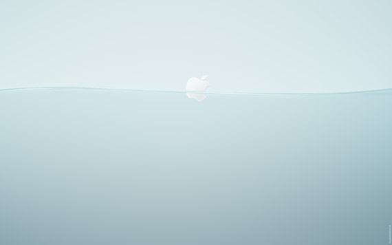 aquawall apple-wallpaper