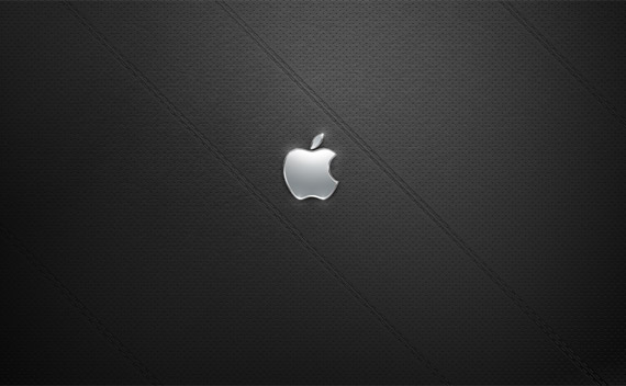 black-leather-apple-desktop-background