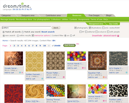 dreamstime-free-patterns-webdesign
