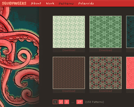 squidfingers-free-pattern-webdesign