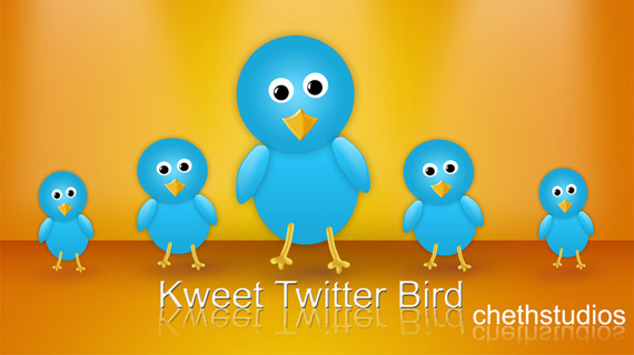 kweet-twitter-bird-icons