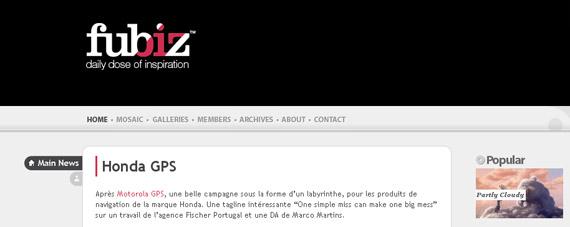 fubiz-website-navigation