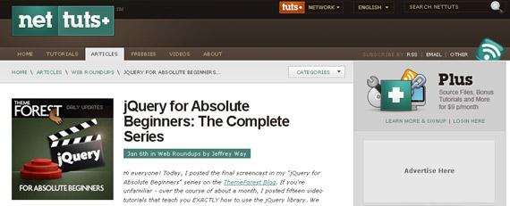 jquery-for-absolute-beginners-video-tutorials