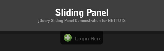 sliding-panel-login-form-jquery-tutorial