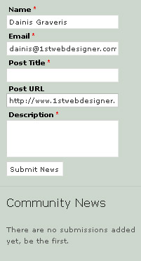 fv-community-news-wordpress-plugin