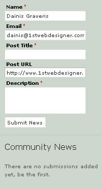 fv-community-news-wordpress-plugin