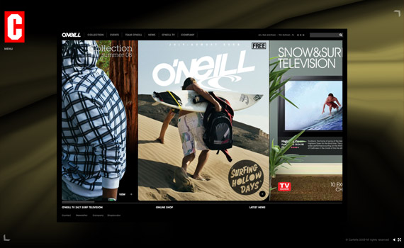 cartelle-creative-flash-webdesign-inspiration