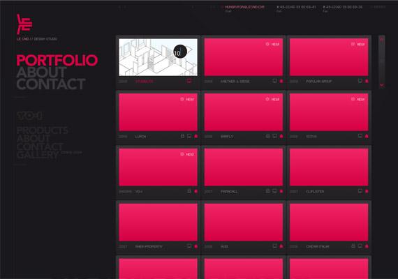 lecaid-creative-flash-webdesign-inspiration