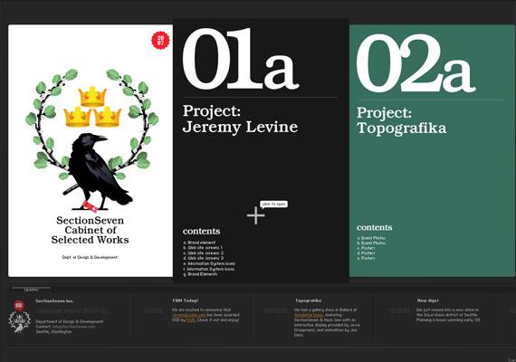section-seven-creative-flash-webdesign-inspiration
