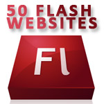 50 Gorgeous Flash Websites You Definitely Should See