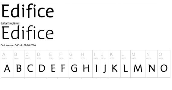 edifice-free-high-quality-font-for-download