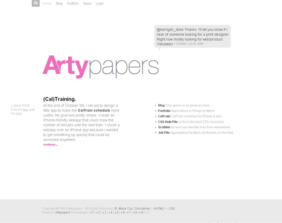 arty-papers-clean-minimalist-web-design-inspiration