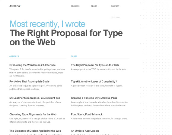 astheria-minimalist-web-design-inspiration