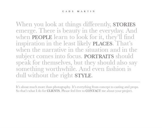 cade-martin-minimalist-web-design-inspiration