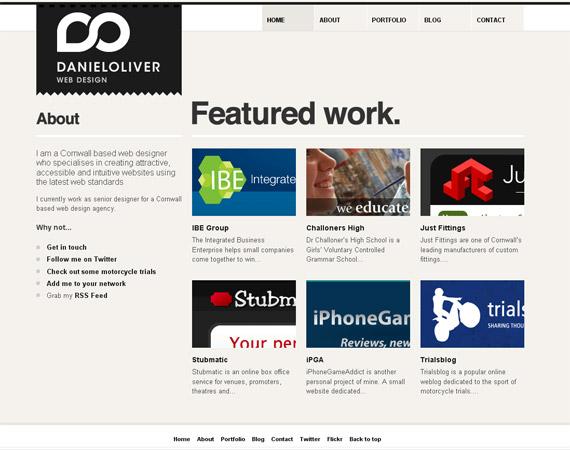 daniel-oliver-minimalist-web-design-inspiration