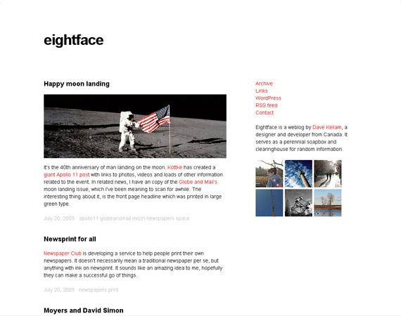 eightface-minimalist-web-design-inspiration