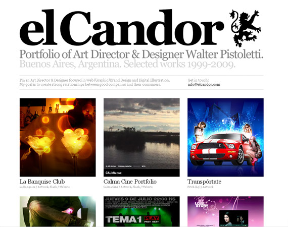 el-candor-minimalist-web-design-inspiration