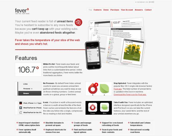 feed-fever-minimalist-web-design-inspiration