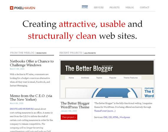 pixel-haven-minimalist-web-design-inspiration