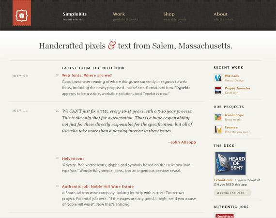 simple-bits-minimalist-web-design-inspiration