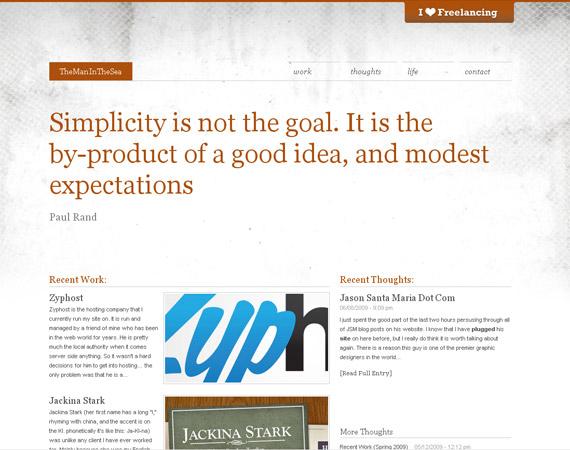 the-man-in-the-sea-minimalist-web-design-inspiration
