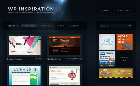 wp-inspiration-blog-showcase-site