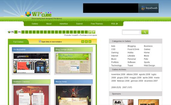 wpcube-blog-showcase-site