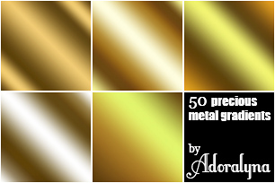 50-precious-metal-gradients