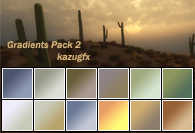 Gradient Pack 2 by kazugfx