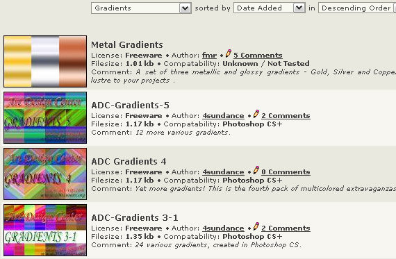 biorust-free-gradient-download-section